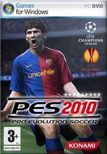 Descargar PES 2010 PC