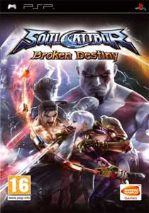 Descargar Soul Calibur Broken Destiny PSP