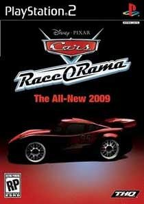 Cars Race PS2
