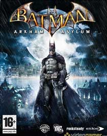 Descargar Batman Arkham Asylum PC