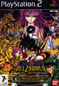 Descargar Los Caballeros del Zodiaco El Santuario PS2